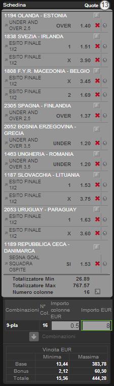 sistema integrale o matematico qualificazioni mondiali 22 marzo 2013